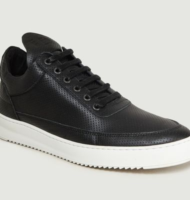 Sneakers Nappa Perforated