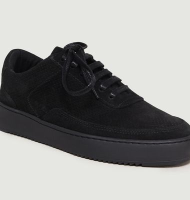 Sneakers Mondo Suede Perforated