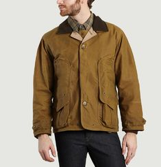 Veste Shelter Waterfowl Upland Coat