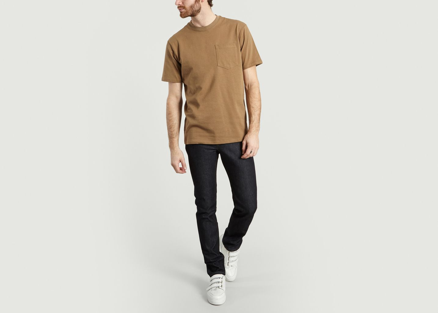 Outfitter Solid Pocket T-shirt - Filson