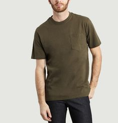 T-Shirt Outfitter Solid Pocket