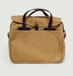Twill Briefcase