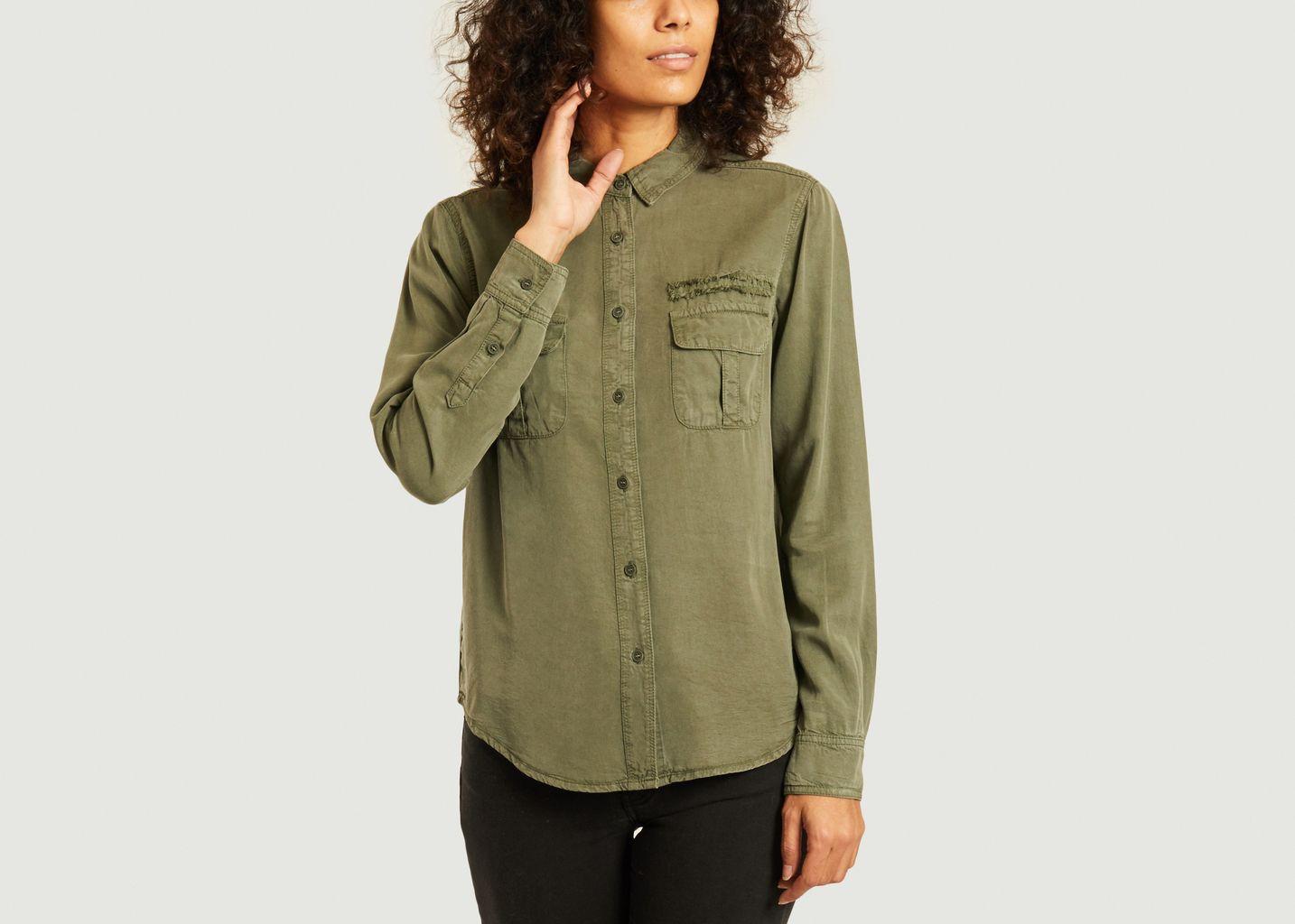 Chemise en tencel à poches - Five