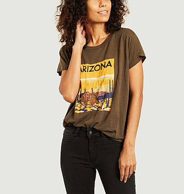 T-shirt imprimé Arizon