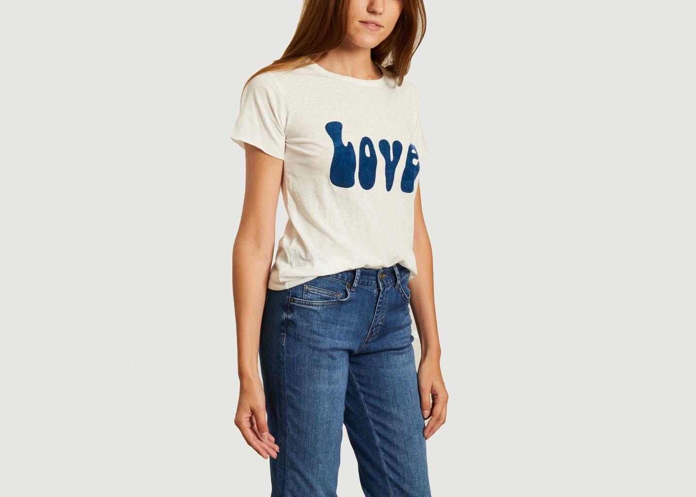 T-shirt imprimé Love - Five