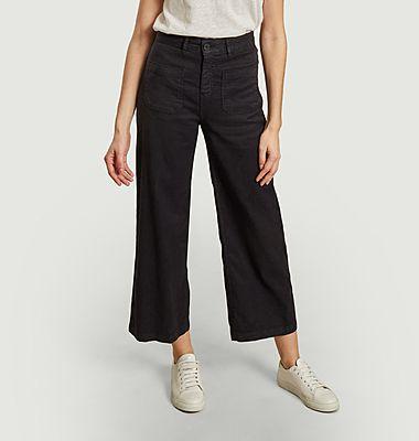 Pantalon large Lucia