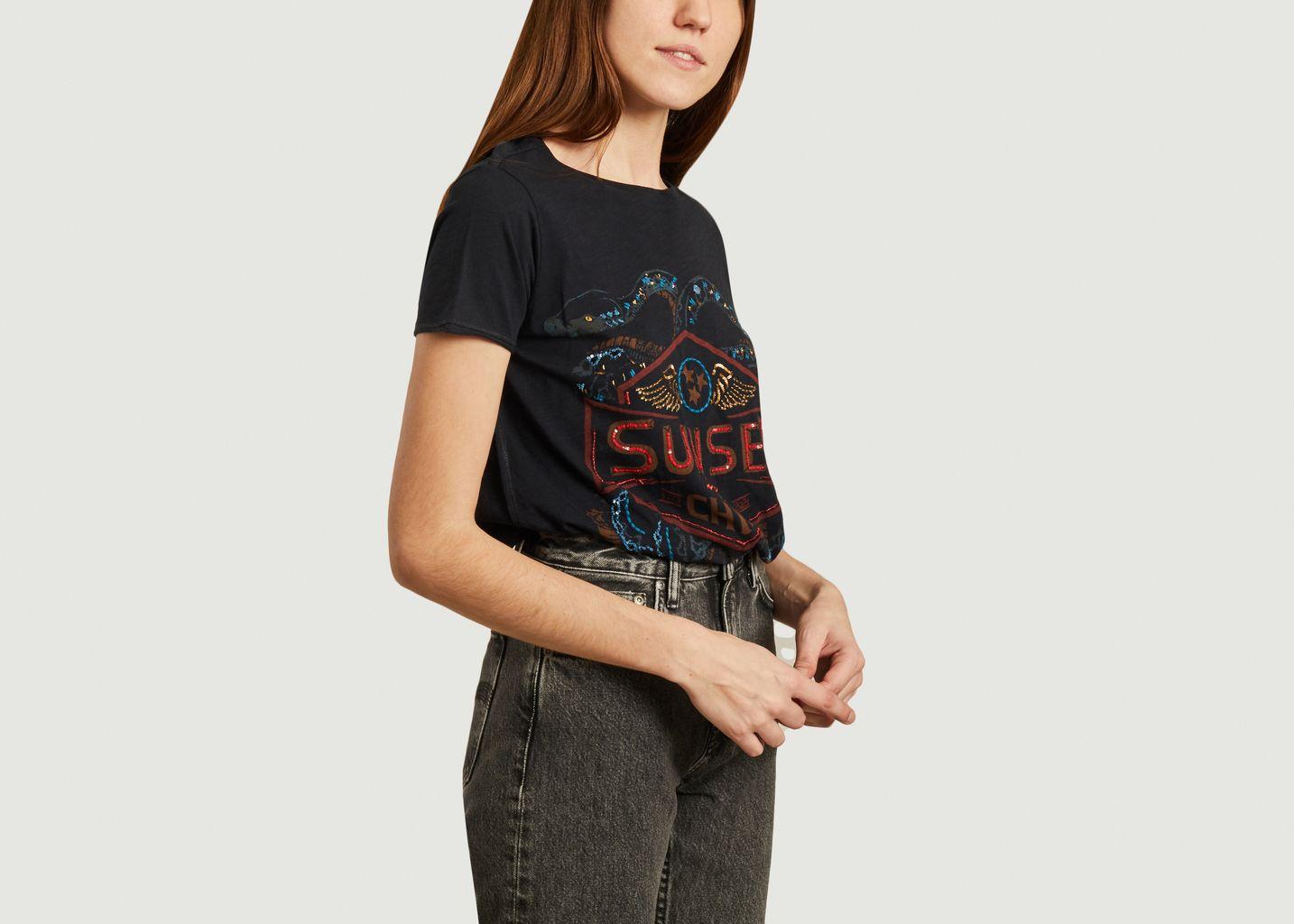 T-shirt Sunset - Five