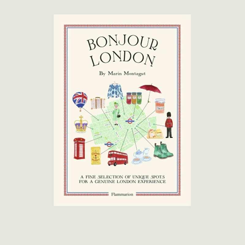 Guide Bonjour London Français - Flammarion