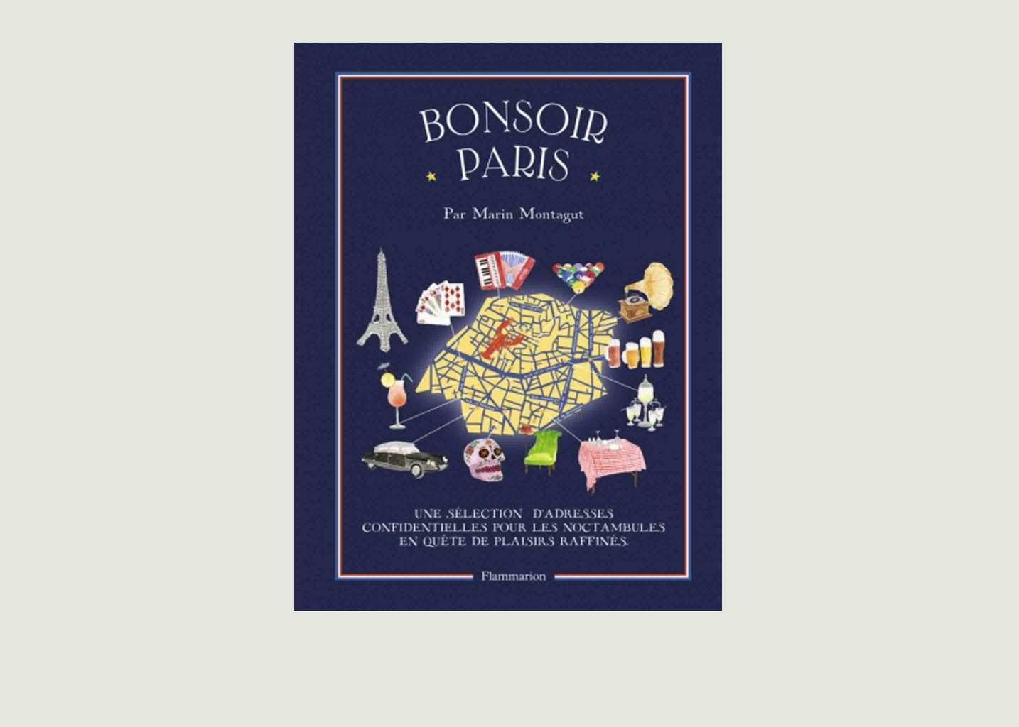 Guide Bonsoir Paris Français - Flammarion