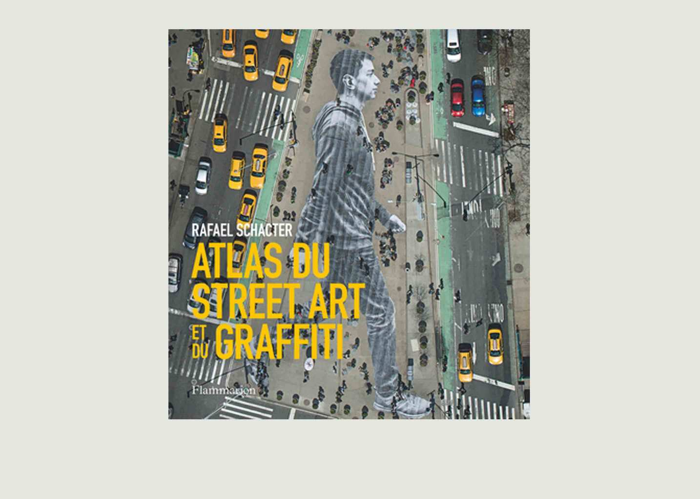 Atlas du Street Art et du Graffiti - Flammarion