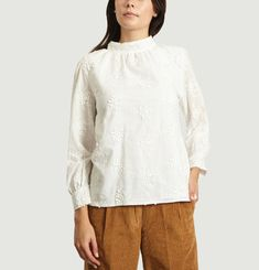 Precious Embroidered Blouse