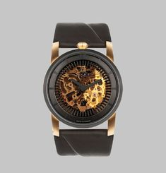Montre Rehab 413 Gold