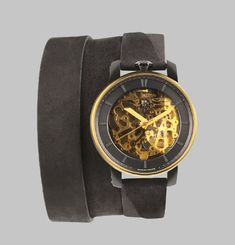 Montre Rehab 360 Gold