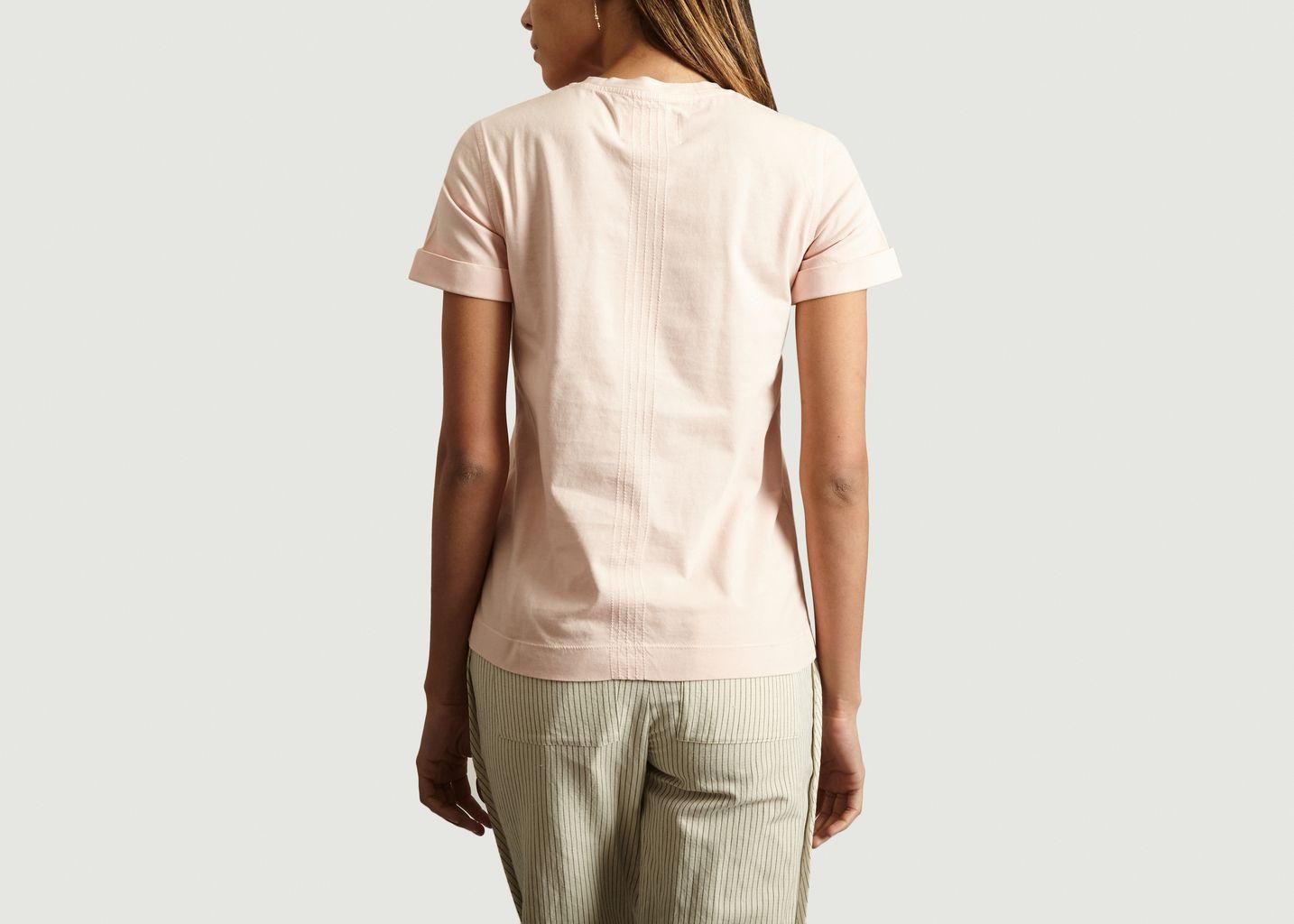 T-Shirt Multi Stitch - Folk