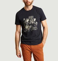 T-shirt Imprimé Folk x Goss Brothers