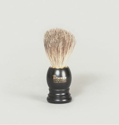 Altesse Grey Badger Brush