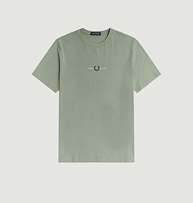 T-shirt Embroidered