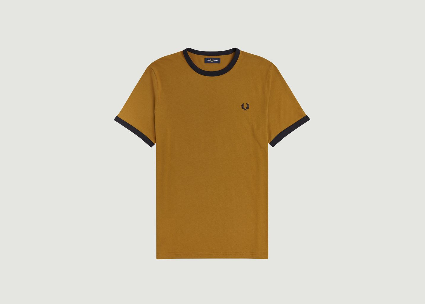 T-shirt Ringer - Fred Perry