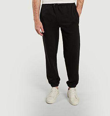 Pantalon de survêtement bouclé