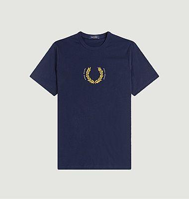 T-shirt couronne de laurier