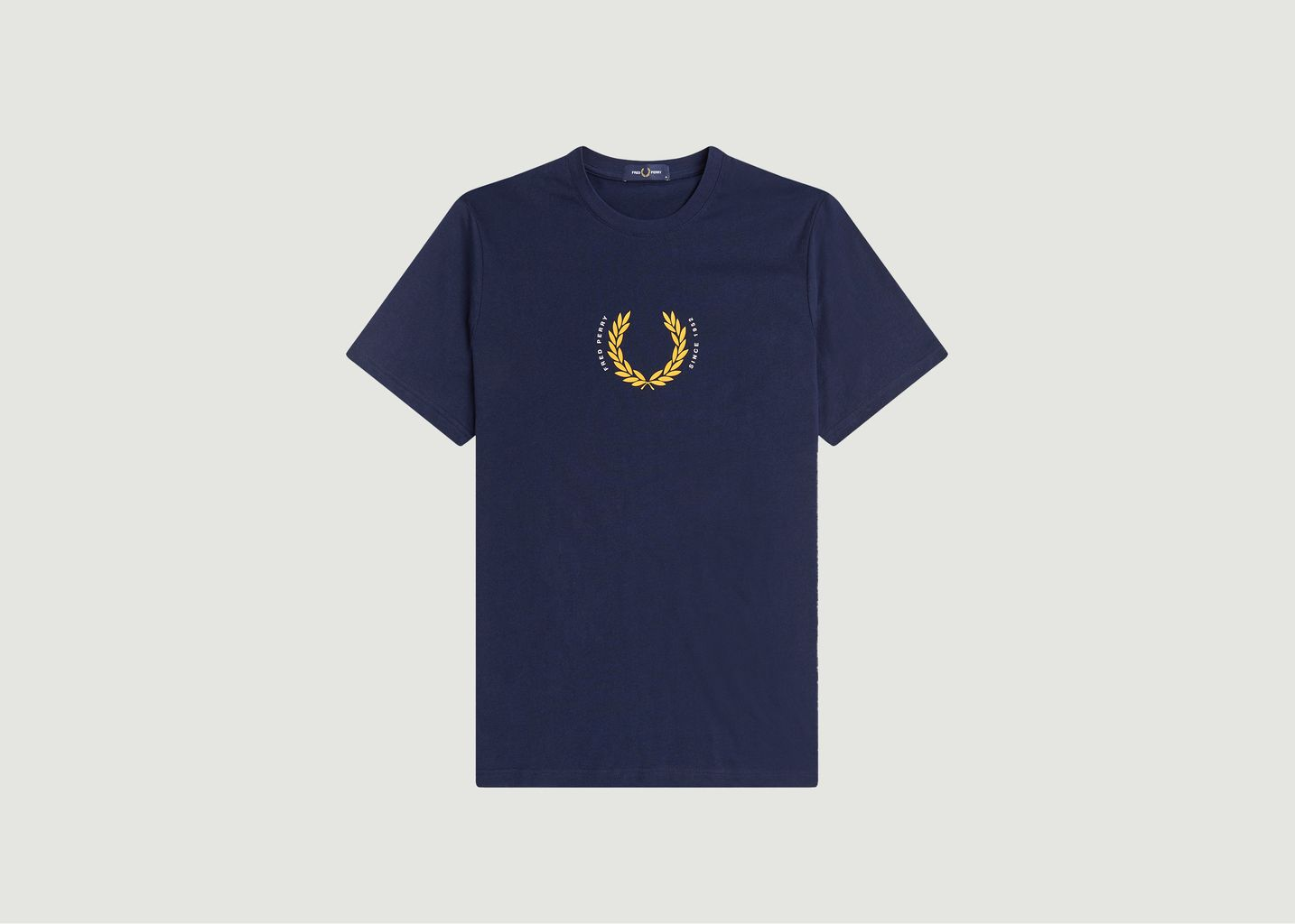 T-shirt couronne de laurier - Fred Perry