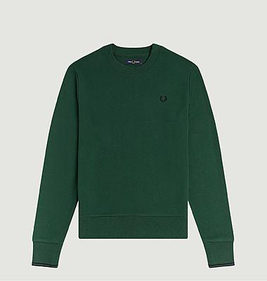 Sweatshirt à col ras du cou
