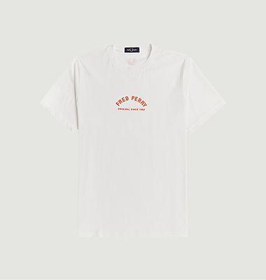T-shirt avec Arch Branding