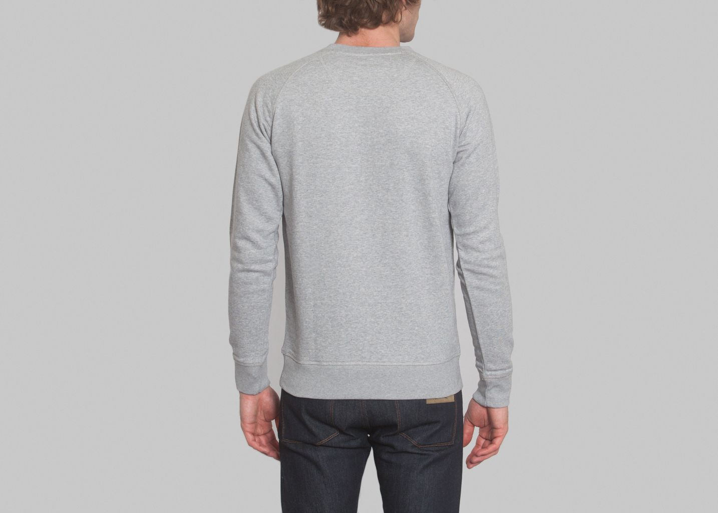 Sweat Knockout French Disorder Gris L'Exception