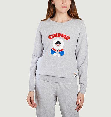 Sweatshirt Eskimau