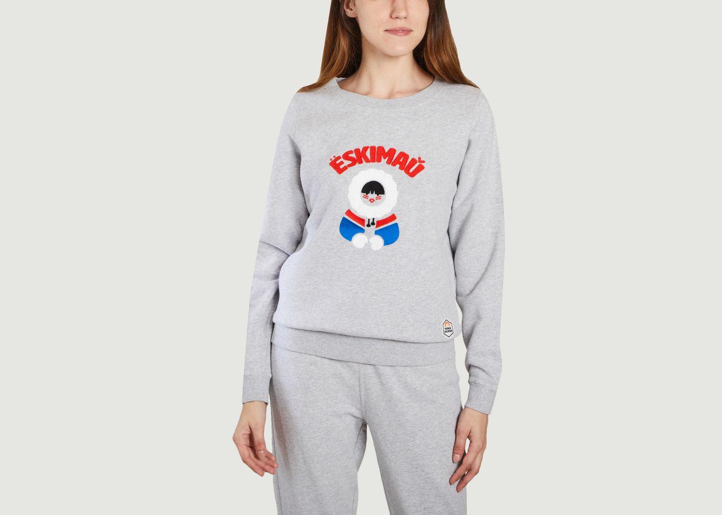 Sweatshirt Eskimau - French Disorder