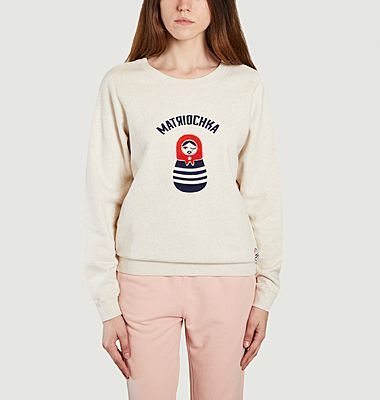 Sweatshirt Matriochka