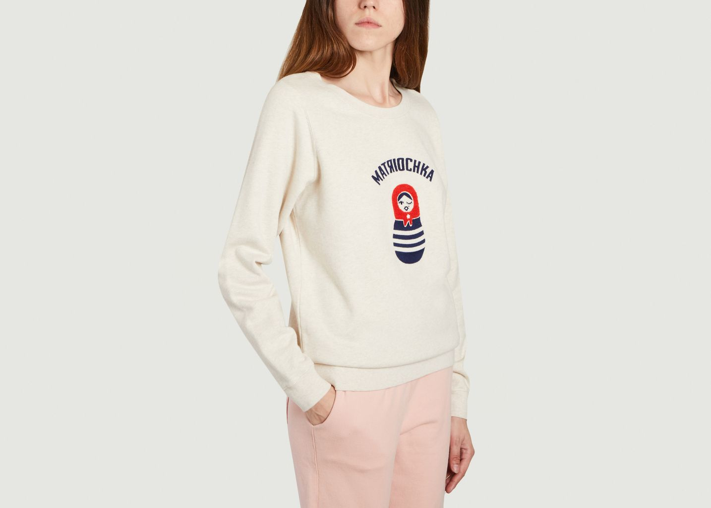 Sweatshirt Matriochka - French Disorder