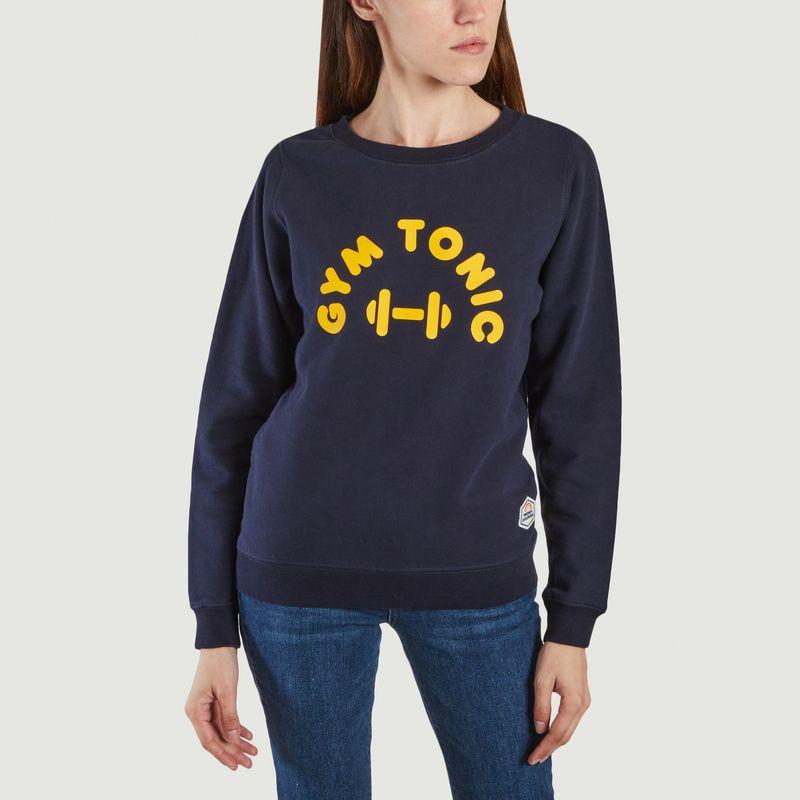 Sweatshirt Gym Tonic - French Disorder