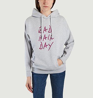 Hoodie Bad Hair Day