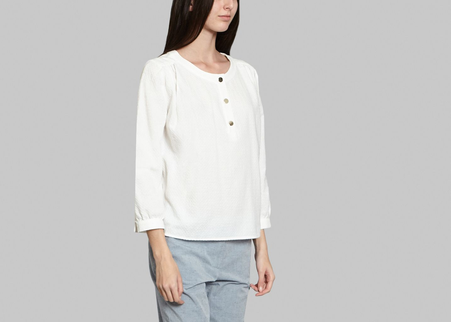 Chemise Kristen - FrenchTrotters