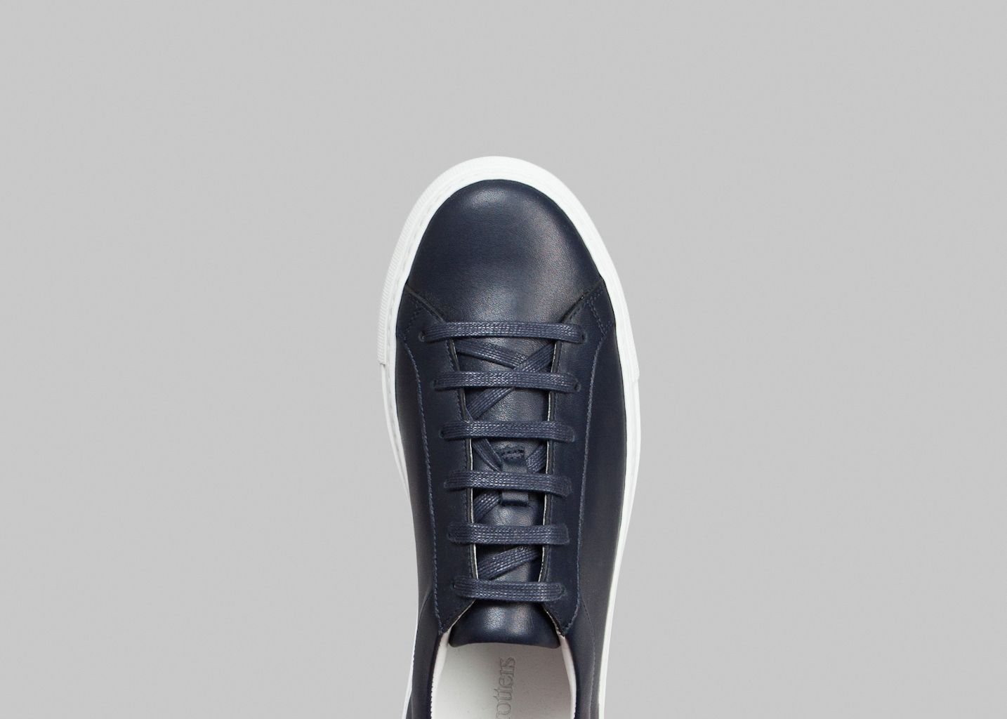 Trainers Cuir - FrenchTrotters