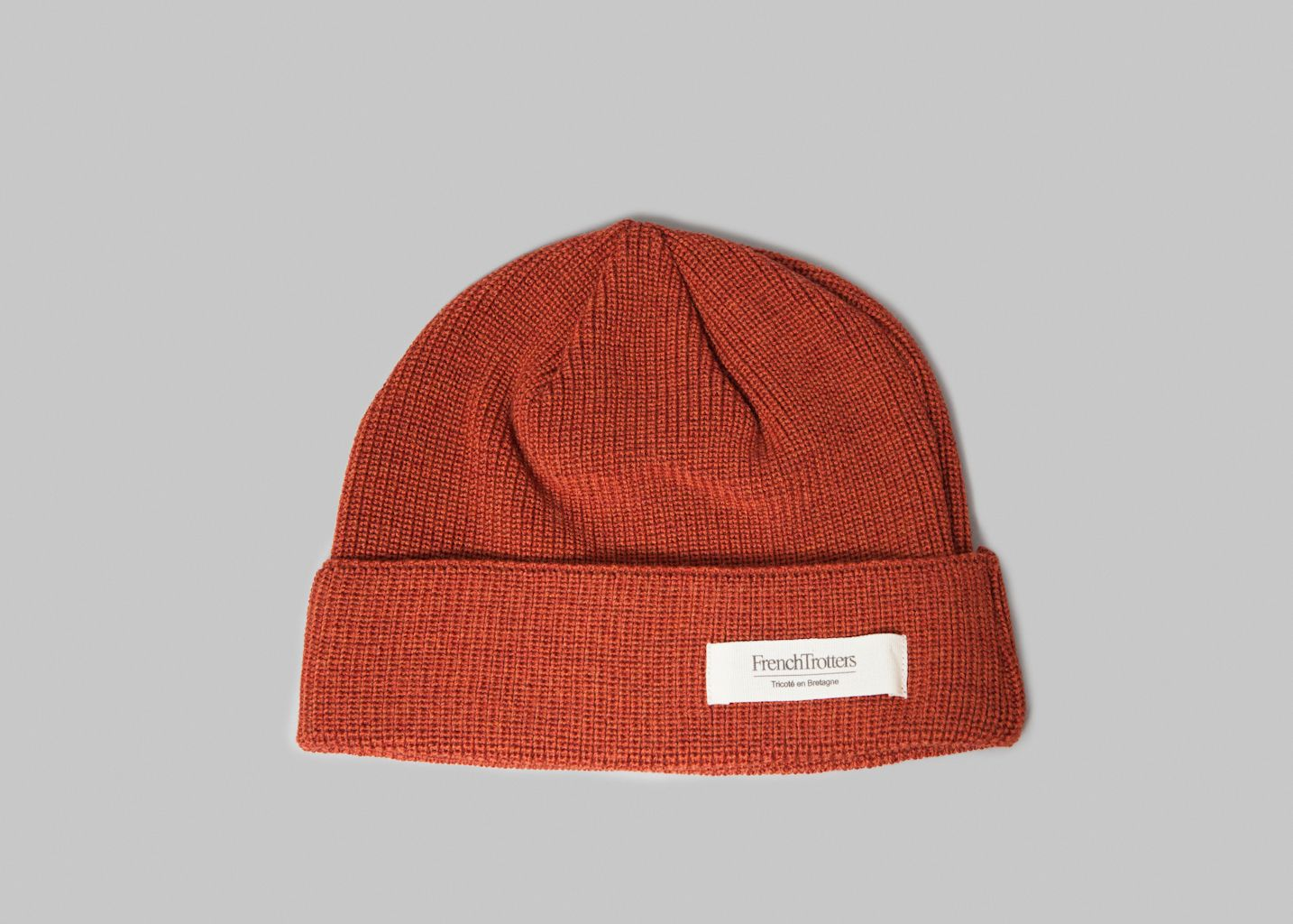 Cousteau Beanie Brick FrenchTrotters  94a18afbd8b