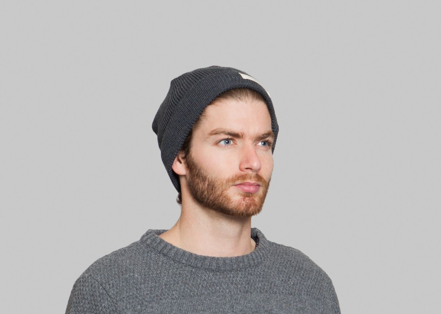 637289477a21a Cousteau Beanie Grey FrenchTrotters