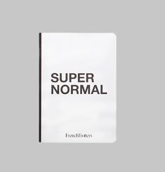 Super Notebook Size M