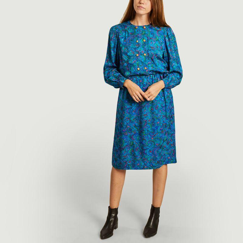 Robe vintage en soie  - From My Mother