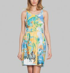 Manon Jungle Dress