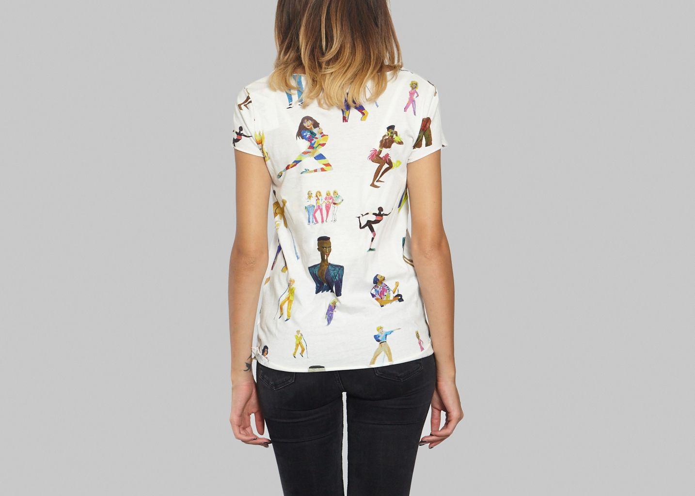 Tshirt The 80's  - G.Kero