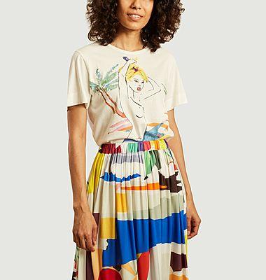 Cindy Palm cotton t-shirt