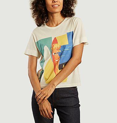 T-shirt en coton Marocco