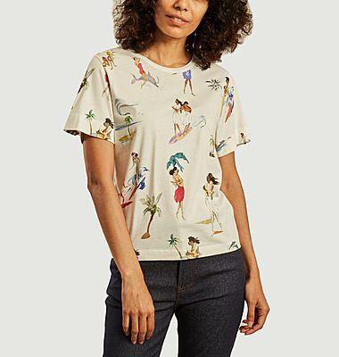 T-shirt en coton Yukuleles Small