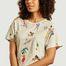 matière T-shirt en coton Yukuleles Small - G.Kero