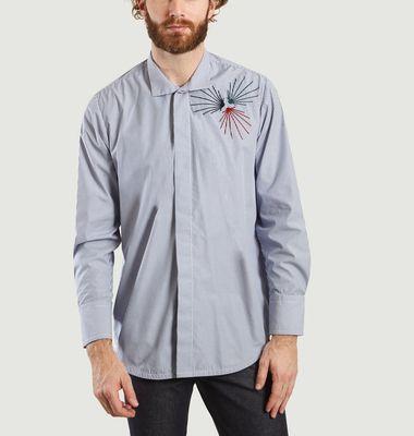Chemise Havana à Rayures