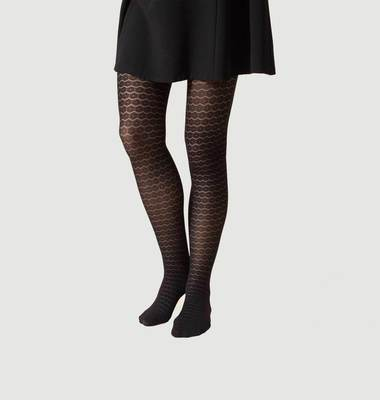 Sacred Heart Tights