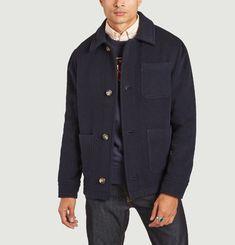 Short wool jacket Gant