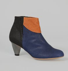 Bottines Multicolores
